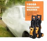 Induction Copper Motor High Pressure Washer-2400Psi