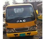 Jac Pickup Truck for Sale Diesel-Yellow-2014