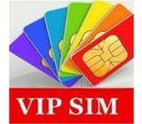 Vip sim cards