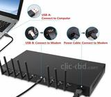 Hi-Quality 8 port modem Available 30000 BDT