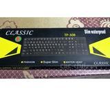 Classic keyboard PS2 port