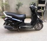 Mahindra Gusto 110 CC (10 years Registration