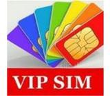Vip sim card All operator