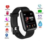 116 Plus Smart watch Bracelets Fitness Tracker Heart Rate St Brand New