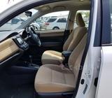 Toyota Axio White 2014 NON-HYBRID