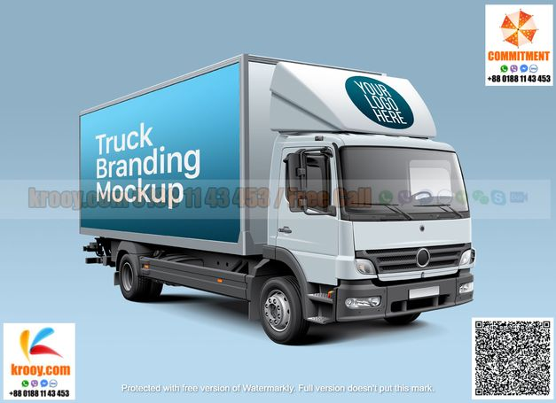Vehicle Branding Ideas by Commitment 01881143453 (WHATS APP)