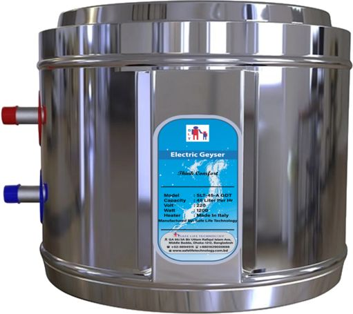 10-A GDT Electric Best Instant Geyser Water Heater With Safety Filter