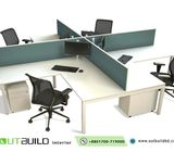 Office Workstation Desk And Furniture