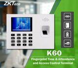 Office fingerprint RFID Time Attendance Machine Price in Dhaka Bangladesh