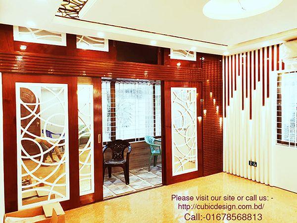 Apartment interior design in Bangladesh