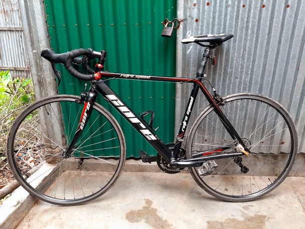Road bike 9*2 speed