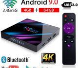 Android Tv Box H96max