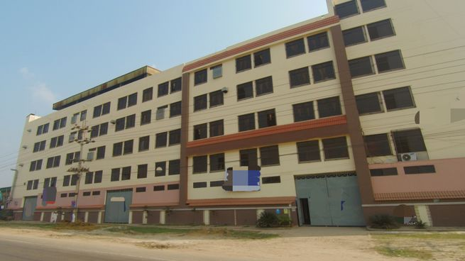 120000sqft industrial factory building for rent at gazipur