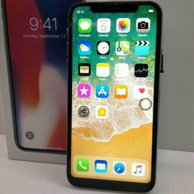 I phone X Korean High super mastar copy( real face id)