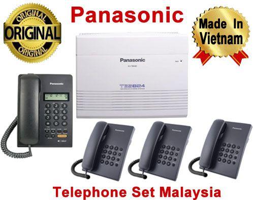 panasonic pabx intercom in dhaka