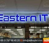 LED Sign Acrylic Top Letter Acrylic Channel Letters Sign LED Light Board Acrylic Letter Board LED Li