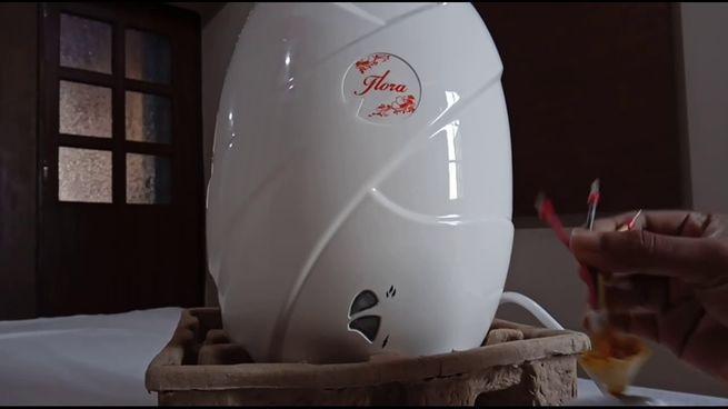 Bajaj Flora Instant 3 Liters Vertical Water Heater