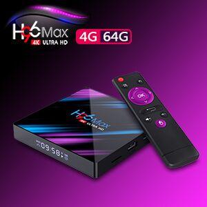 H96 MAX PLUS TV BOX