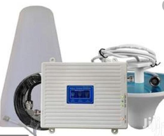 Network Booster 2G 3G 4G LTE Original Tri Band Signal Repeater