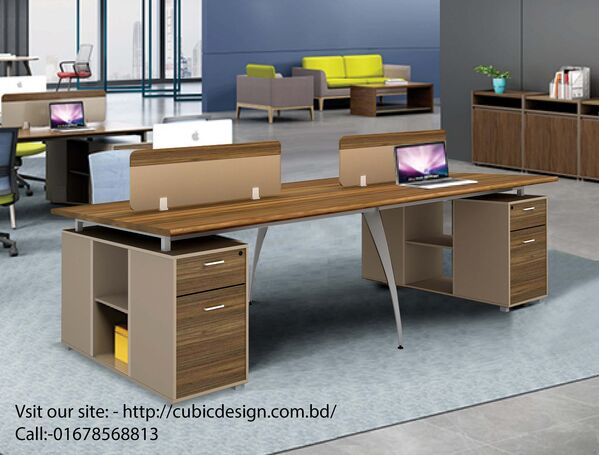 Modern Office Desk (W.D-001)