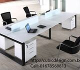 Modern Office Desk BD (W.D-00043)