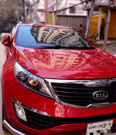 KiA Sportage 2011 SUV
