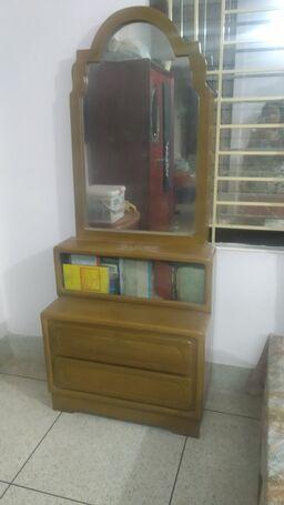 Segun wood Dressing Table