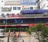 দোকান ভাড়া হইবে মিরপুর সেকশন ১২, সোনালি ব্যাংক বিল্ডিং।