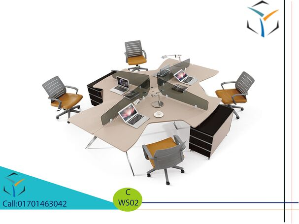 Office Desk (WD-00043)