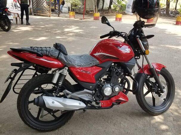 Keeway Rks 125 cc (Red Color)