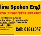 Spoken english teacher in bangladesh