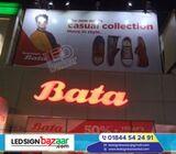 SS Bata Module Letter Sign and LED Lighting Signage