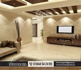 Our firm is providing Ceiling Interior Services to our valued customers.