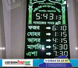 Explore a wide range of the best-led clock wall on Led Sign Bazar