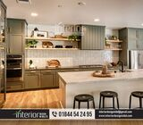 Explore the finest interior design ideas by Interior Design in Bd Ltd for your kitchen
