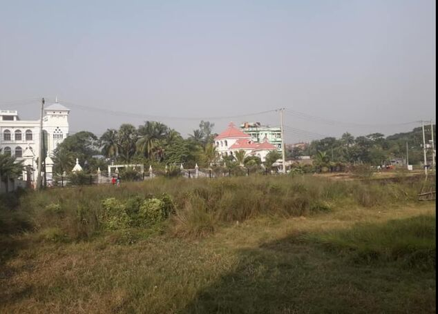 Land will be sell for Industry