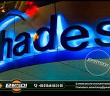 What is 3D Acrylic Letter Signage?