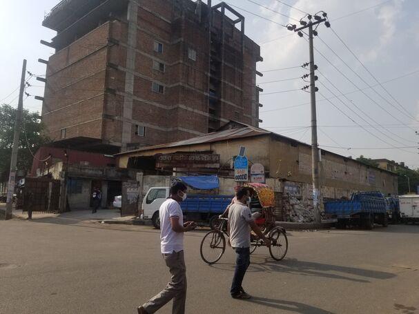 Tejaon industrial warehouse rent