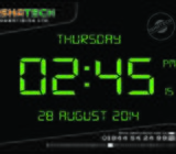 Digital Prayer Time Clock for Mosque Price in Bangladesh. LED Module Digital clock Led Sign with The