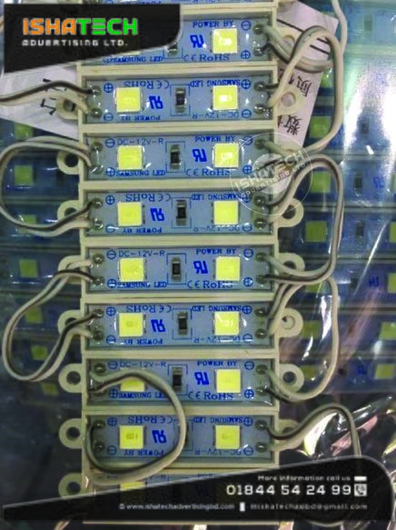 Sign Board Led Module Light Price in Bangladesh.