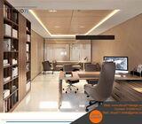 Modern Office Interior Design in Bangladesh